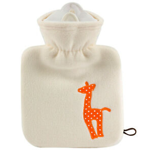 Reer Safari Kinderwärmflasche mit Bezug  4020  made in Germany 0,6 l