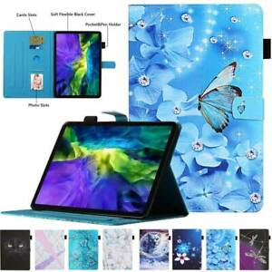 """For Samsung Galaxy Tab 8"""" 8.4"""" 10.1"""" 10.4"""" 10.5"""" Tablet Leather Stand Case Cover"""