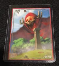 016 Limited Run Games Oceanhorn Monster Of Uncharted Sea 016 Silver Trading Card