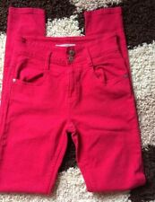 Topshop Coloured Plus Size Jeans for Women