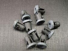 10 pcs 1/8 x 3/16 emblem script name plate tubular barrel sealer nuts fits Dodge