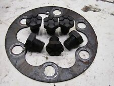 Jeep Grand Cherokee ZJ ZG 93-99 4.0 flywheel starter ring washer + bolts