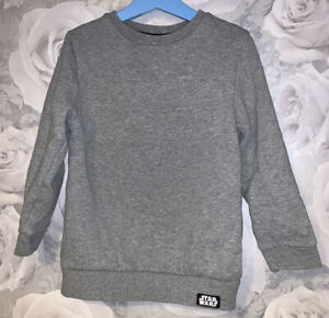 Boys Age 8 (7-8 Years) Star Wars Sweater From Tu Sainsburys