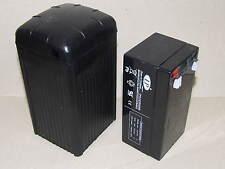 12V/3,2Ah Batterie Akku für unsere Vape Anlagen mit Zündung und Lichtmaschine