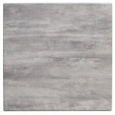 """New 32"""" x 48"""" Isotop Sliq Table Top in Cement"""