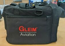 Gleim Aviation Private Pilot Kit w/ Carrying Case 8+Books + Tools + Log Book +