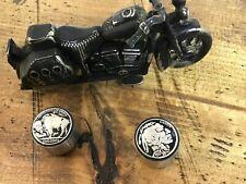 Antique car radio custom Indian/buffalo nickel  knobs