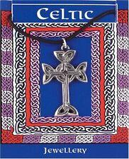 Celtic Tree Of Life Cross Pendant