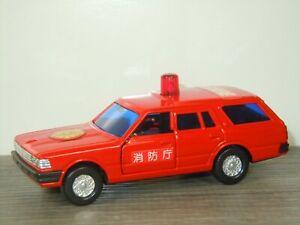 Nissan Cedric Break Fire - Sakura Japan 1:43 *41688