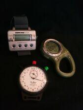 Hanhart Amigo stopwatch 1/10 sec DBGM & Digital Altimeter. All Working condition