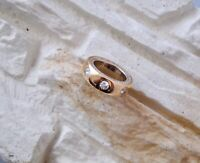 RING mit 2,18 ct. BRILLANTEN 750 / 18 KARAT GOLD BICOLOR  Wert 9000 ,- EUR