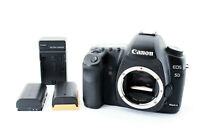 [EXCELLENT] Canon EOS 5D Mark II 21.1MP Digital SLR Camera 2 Battery From Japan