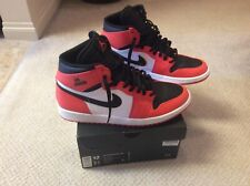 JORDAN 1 HIGH RARE AIR MAX ORANGE SIZE 12