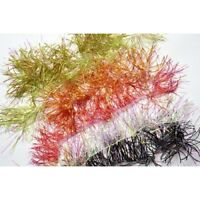 for Fly Tying or Crafting Blob Fly Tying Material Turbo Translucent Chenille