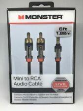 Cable de audio estéreo