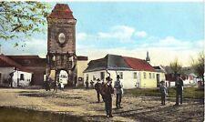 Transylvania 1915 Medias Mediasch Medgyes, square,animated,rare postcard