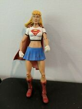 MOTUC, Supergirl figure, DC Universe vs MOTU Classics, TRU, complete