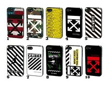 Off White Off-White Phone Case Cover for iPhone & Samsung