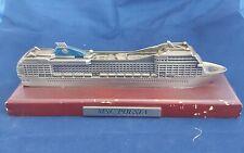 Modellino Nave da Crociera MSC Poesia Model Ship