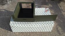 NEW GENUINE LAND ROVER JERRY CAN LOCKER BOX, STC2543