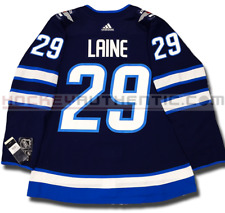 PATRIK LAINE WINNIPEG JETS ADIDAS ADIZERO HOME JERSEY AUTHENTIC PRO