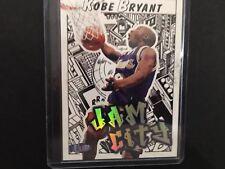 97/98 Kobe Bryant Ultra Jam City Insert Mint *RARE*