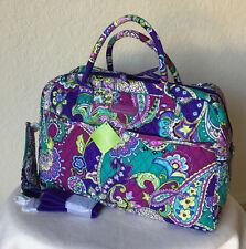 Heather Weekender Duffel by Vera Bradley Bag NWT $98