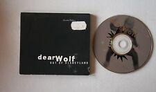 Dear Wolf Out Of Disneyland GER Digipak CD 1994 Alternative