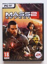 MASS EFFECT 2 - PC ESPAÑA - NUEVO PRECINTADO