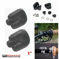 Motorcycle Switch Handlebar Mount Switches ON-OFF Push 3 Buttons For Horn Lights