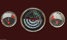 Replacement Tachometer + Temperature + Fuel Gauge fits John Deere 1010, 2010