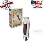 Wahl 5 Star Detailer Barber Hair Trimmer # 8081+ Adjustable T-Wide Blade NEW!