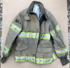 Janesville 46 X 32 Isodri Turnout Bunker Coat Fire Fighting Firefighter Gear