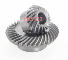 Milling Machine Lifting Gear C77c96 Helical Mill Gear For Bridgeport Part 2pcs