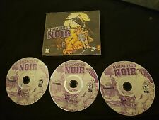 DISCWORLD NOIR Rare PC CD ROM game - in large double jewel case