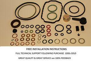 Isuzu 4JA1 4JB1 Diesel Injection Pump repair kit + Free instructions (13b)