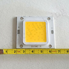 3 Pieces 30W LED SMD Chip Bulbs Beads for Floodlight Lamp Warm White Lighting