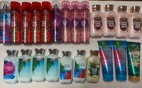 Bath Body Works Odd Mixed Lot Body Lotion Fragrance Mist Body Cream 23 items