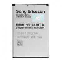 2 OEM New Sony Ericsson Xperia PLAY R800x R800i X10 X1 Battery BST-41 1500mAh