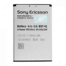2 OEM New Sony Ericsson Xperia PLAY R800x R800i X10 X1 Battery BST-41 1500mAh