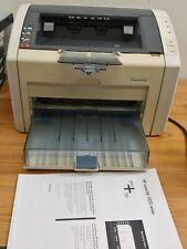 HP LaserJet 1022N Compact Laser Printer - 1200 x 1200 DPI - 19 PPM