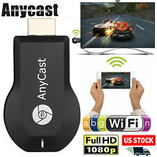 Wireless AnyCast WiFi Display Dongle 1080P HDMI TV Stick DLNA Airplay Miracast