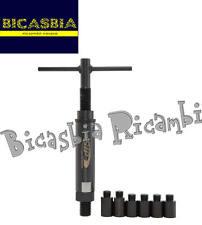 3675 - ESTRATTORE ALBERO MOTORE E CAMBIO VESPA 125 150 200 PX - ARCOBALENO - T5