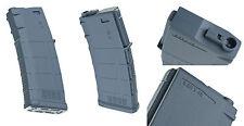 Caricatore monofilare 140 bb M4 Pmag EXP grey grigio SOFTAIR AIRSOFT