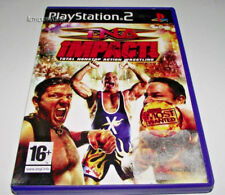 TNA Impact Wrestling PS2 PAL *Complete*