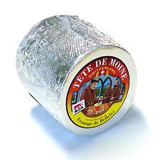 TETE DE MOINE FROMAGE env. 850 G Meule entière pour Girolle Coupe-Fromage