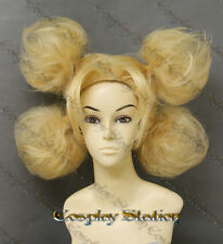 Naruto Temari of The Sand Custom Made Blond Cosplay Wig_commission345
