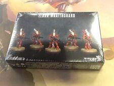 40K Warhammer Eldar Wraithguard NIB Sealed
