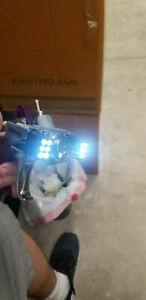 Iluminati Spray Gun Light attachment Kit made in usa LED light kit gun attacht