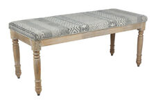 Norma Upholstered Bench | Free Shipping | Fab Habitat Australia